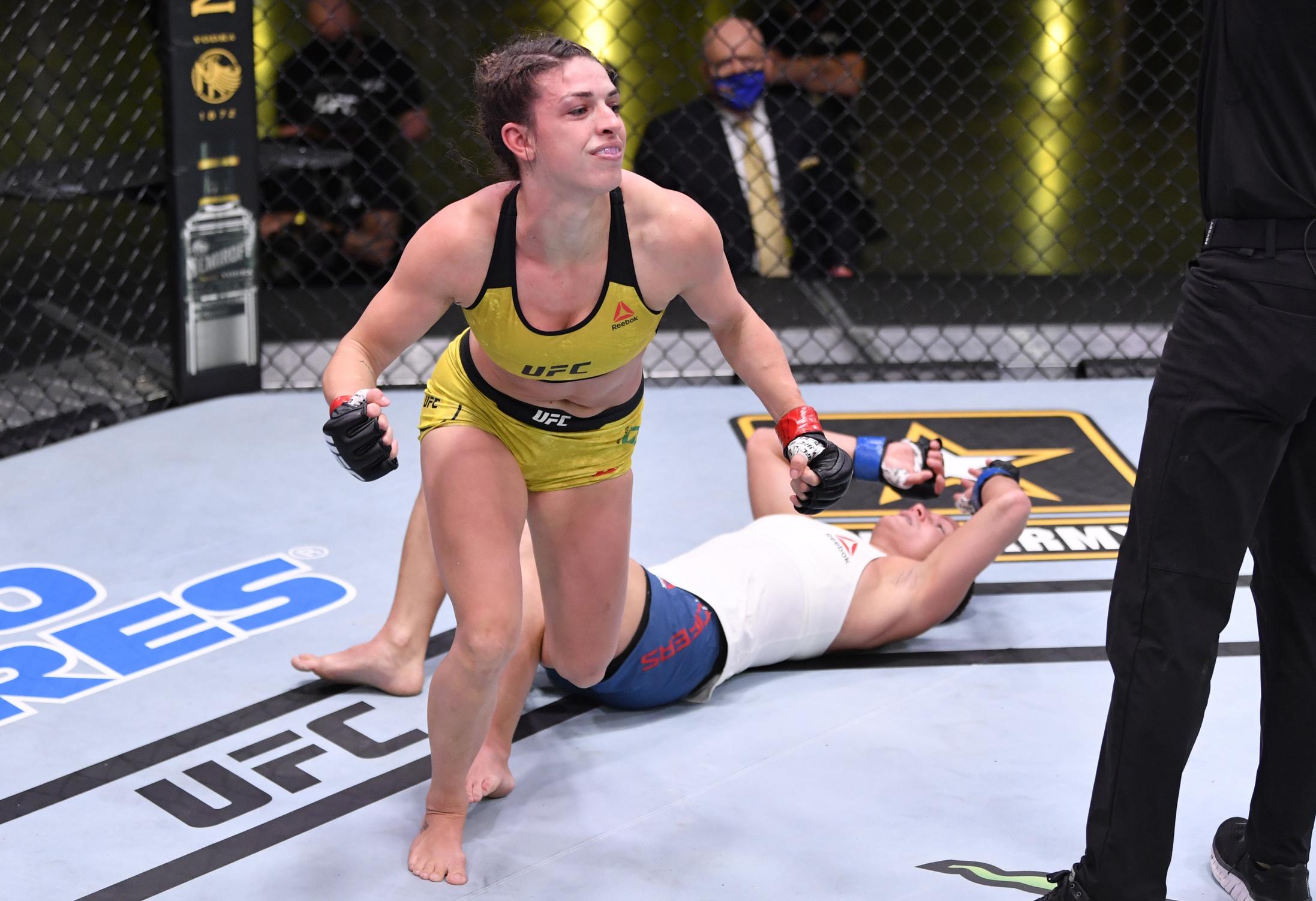 MMA Fight Announcement Tracker: Oct 20/20