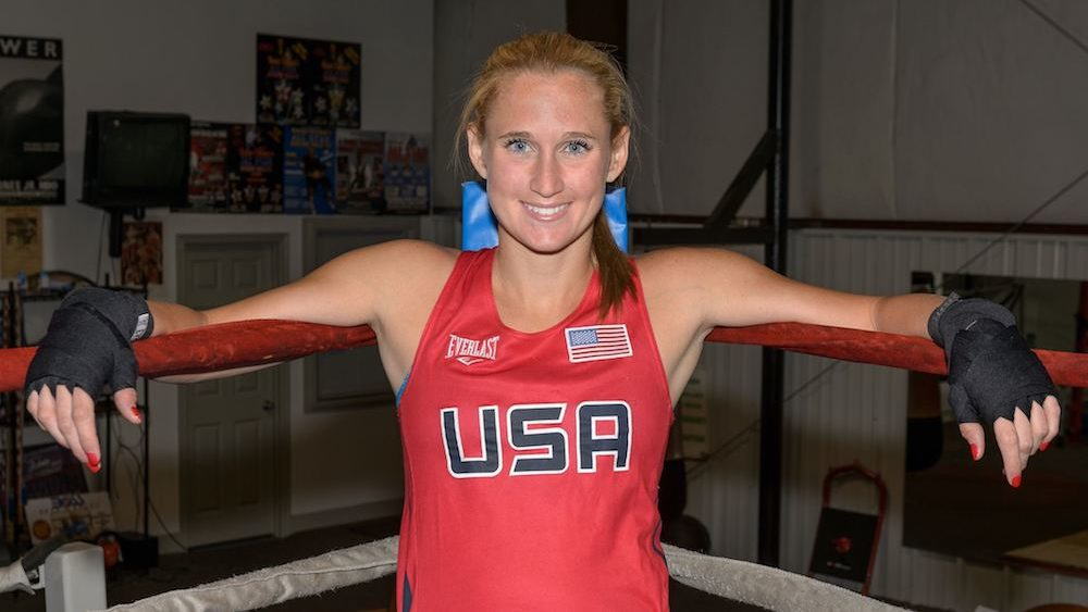 Sex is the reason why American Olympic boxing hopeful Virginia Fuchs cleared of doping violation