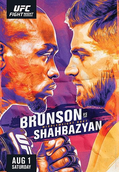 UFC Brunson vs Shahbazyan Prelim Breakout Star: Timur Valiev