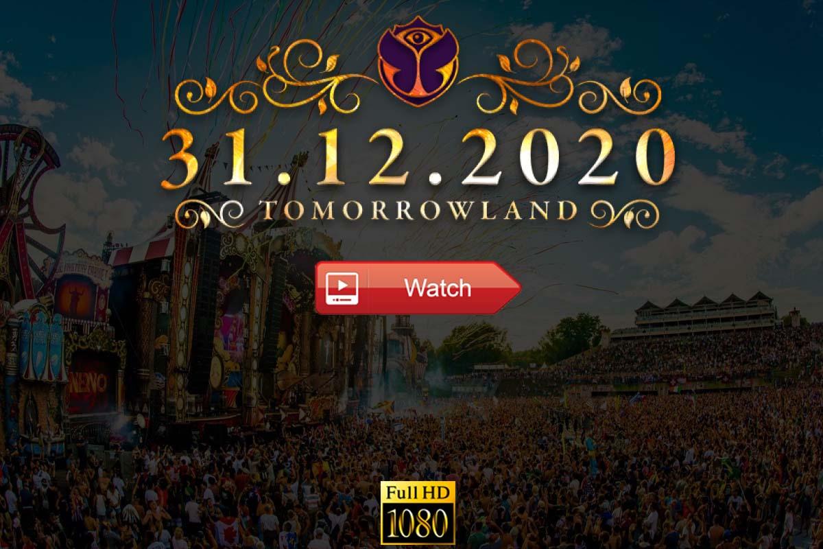 Tomorrowland live stream