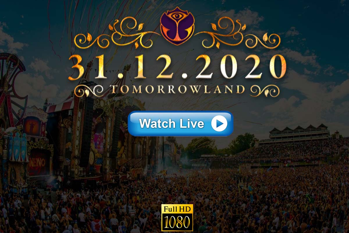 Tomorrowland 2020 live stream