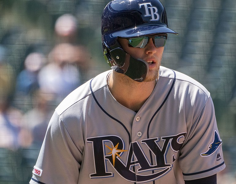 Rays outfielder Austin Meadows tests positive for coronavirus
