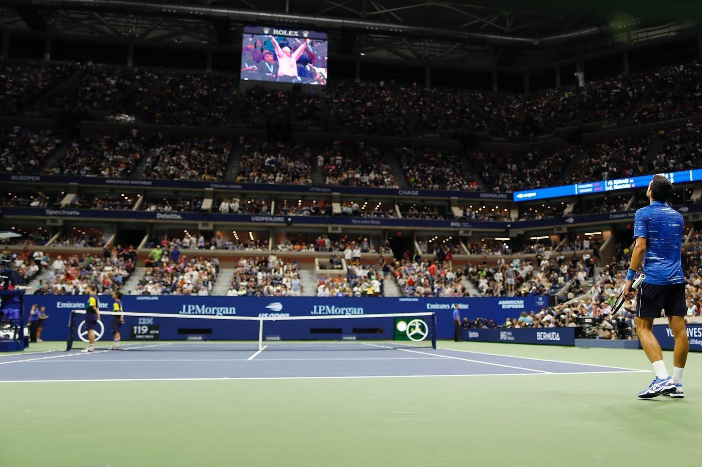 Let the Tennis Wars Begin