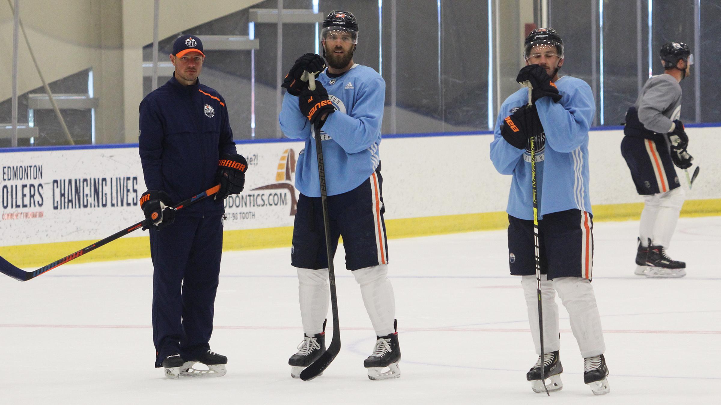 Edmonton Oilers Camp Report: Day 3
