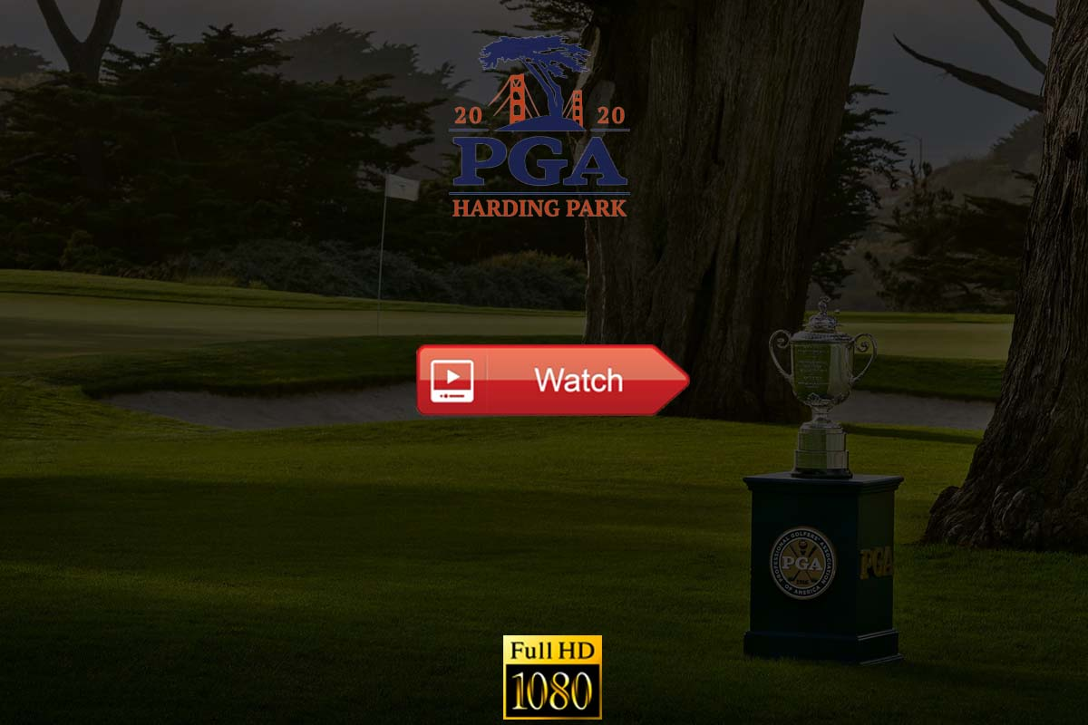 GET PGA Championship 2020 Live Stream Reddit for Final Day