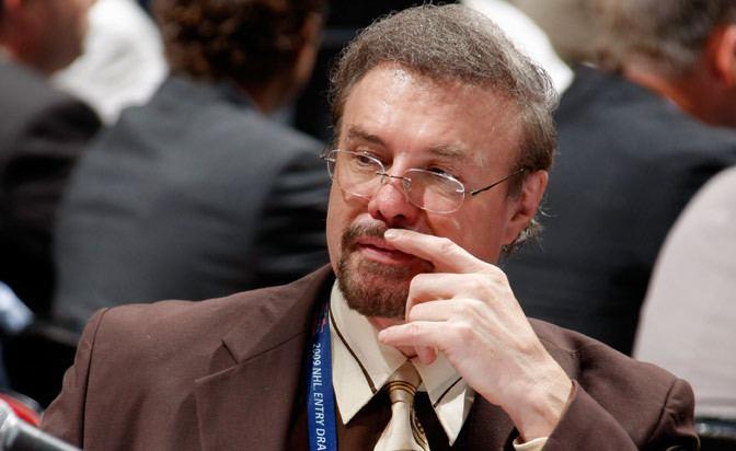 Carolina Hurricanes part ways with senior vice president of hockey operations Rick Dudley