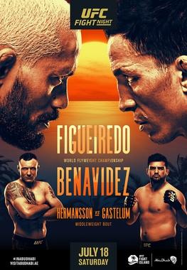 UFC Figueiredo vs Benavidez 2 Prelim Breakout Star: Malcolm Gordon