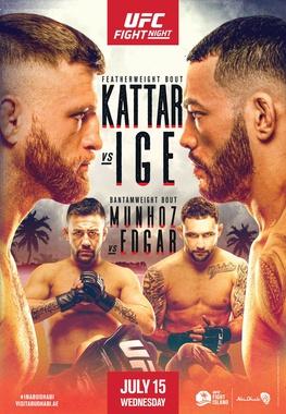 UFC Kattar vs Ige Prelim Breakout Star: Khamzat Chimaev