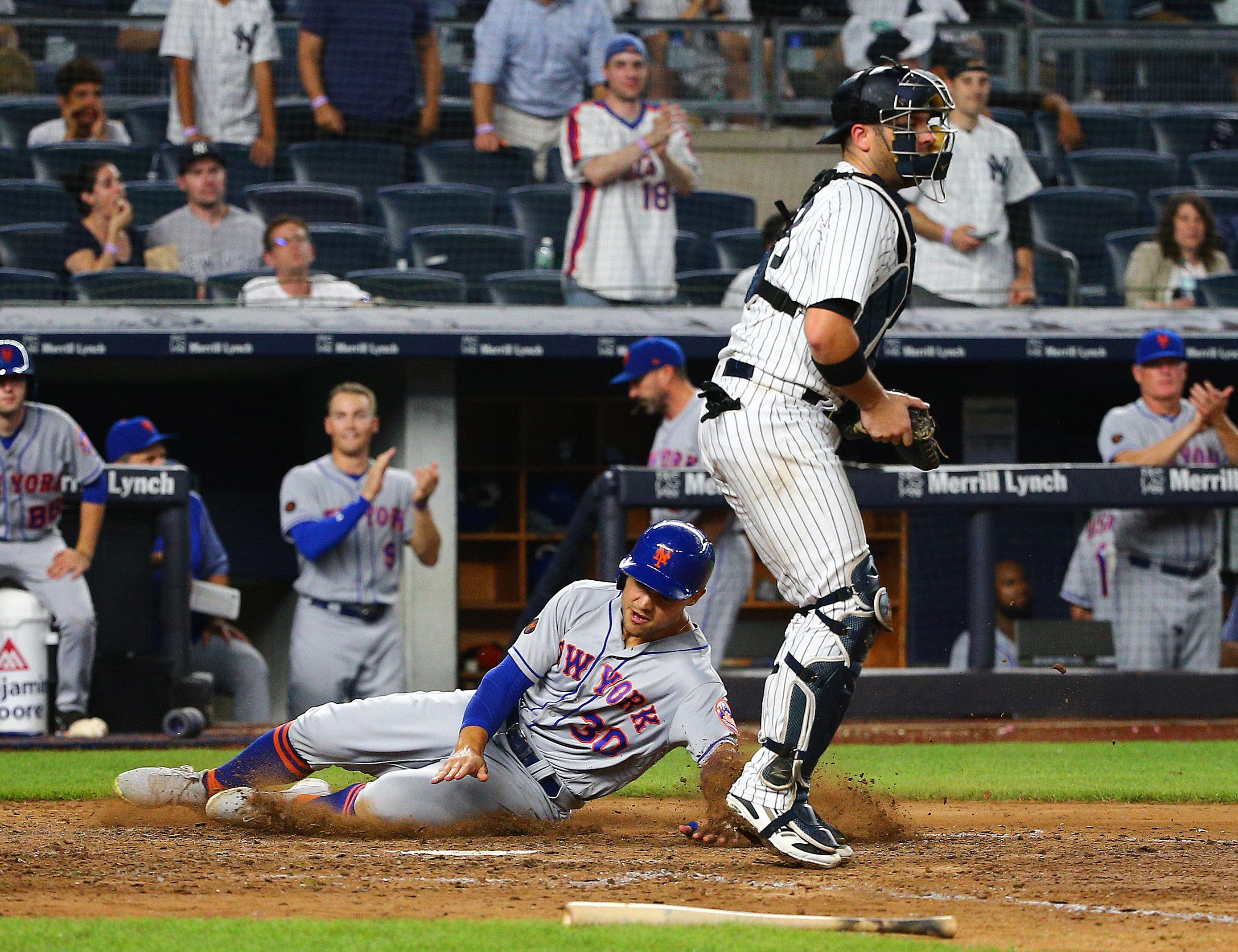 The Alternate Universe: Mets at Yankees 7-8-2020