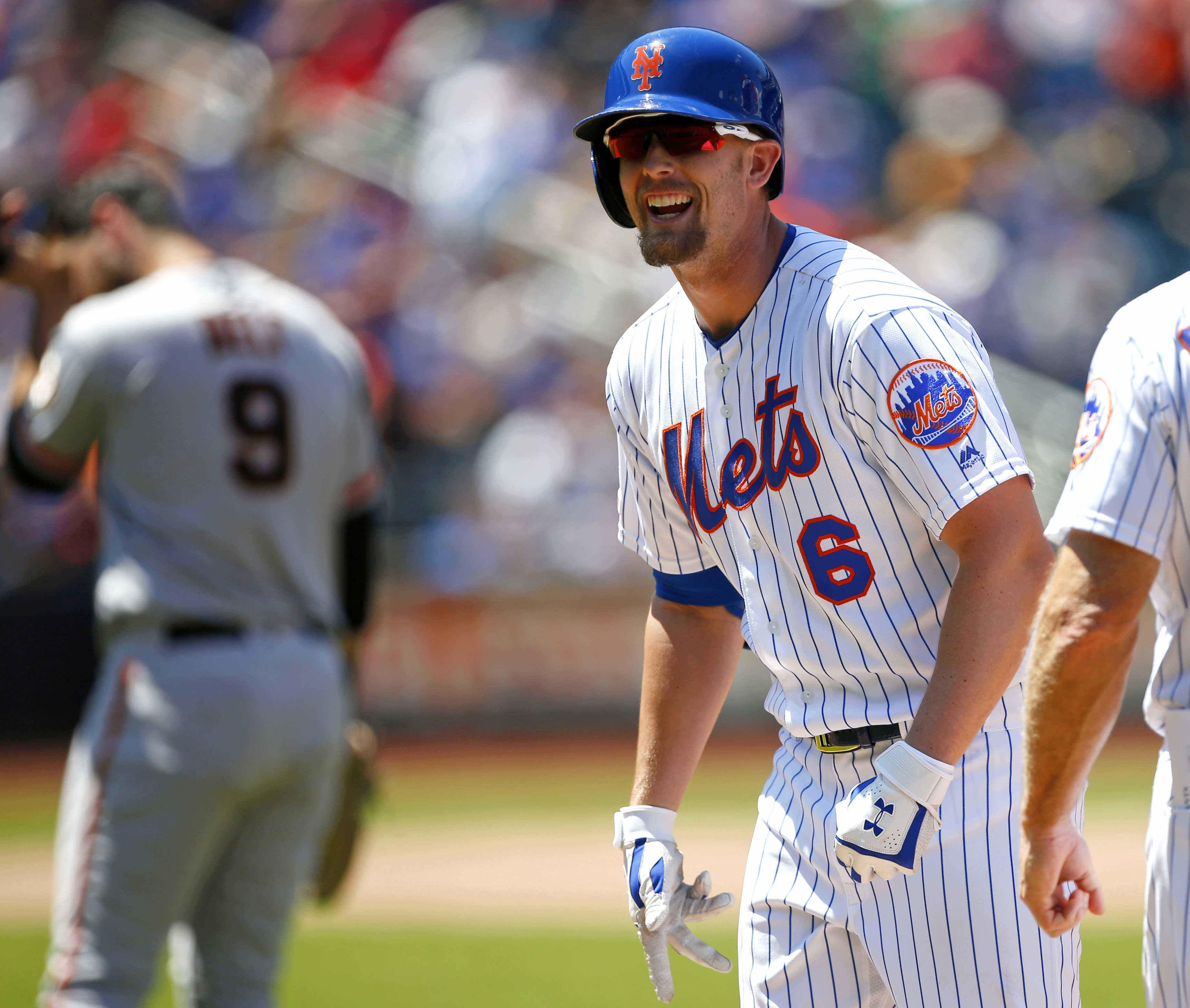 The Alternate Universe: Giants at Mets 7-2-2020