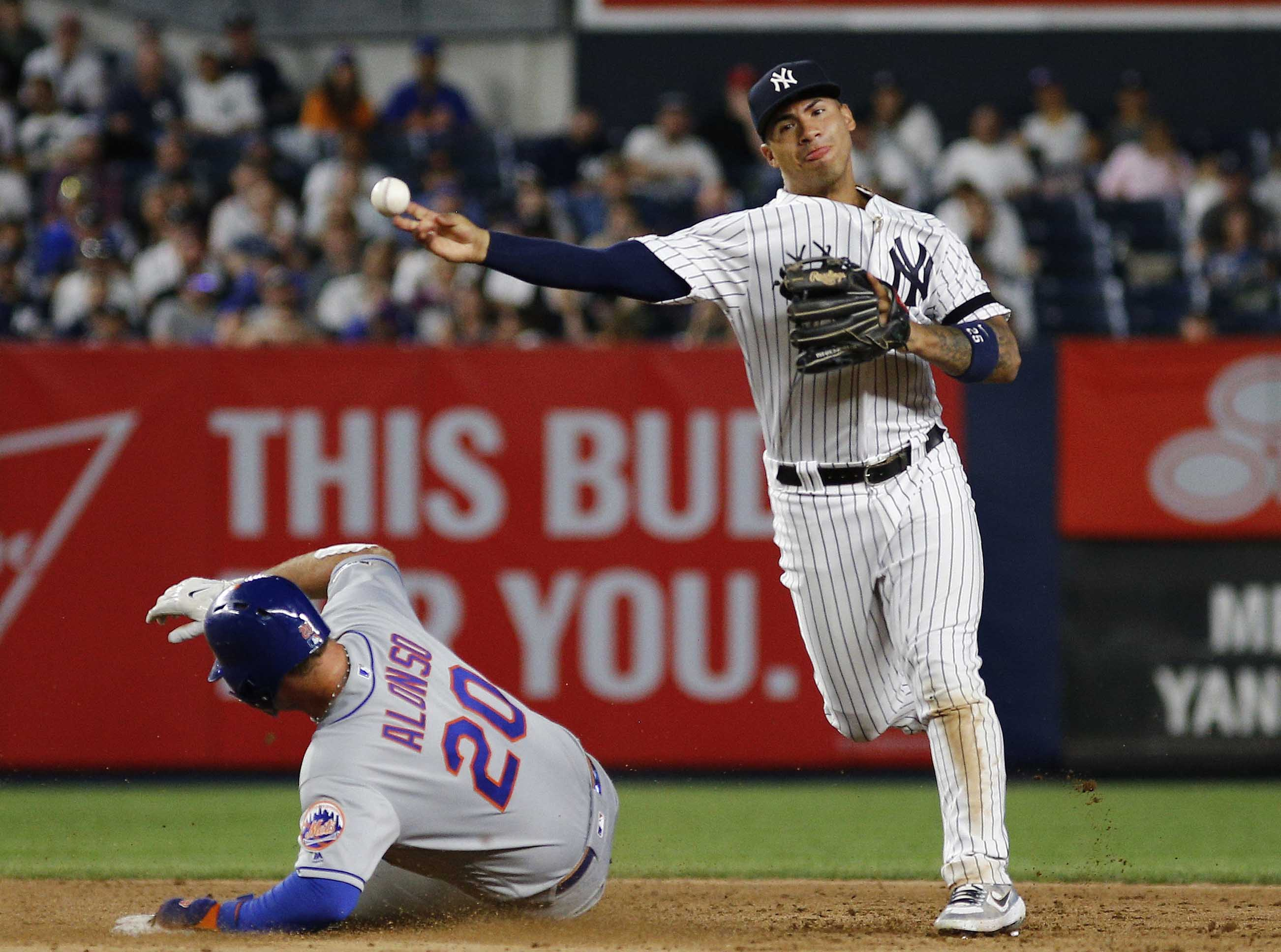The Alternate Universe: Mets at Yankees 7-7-2020