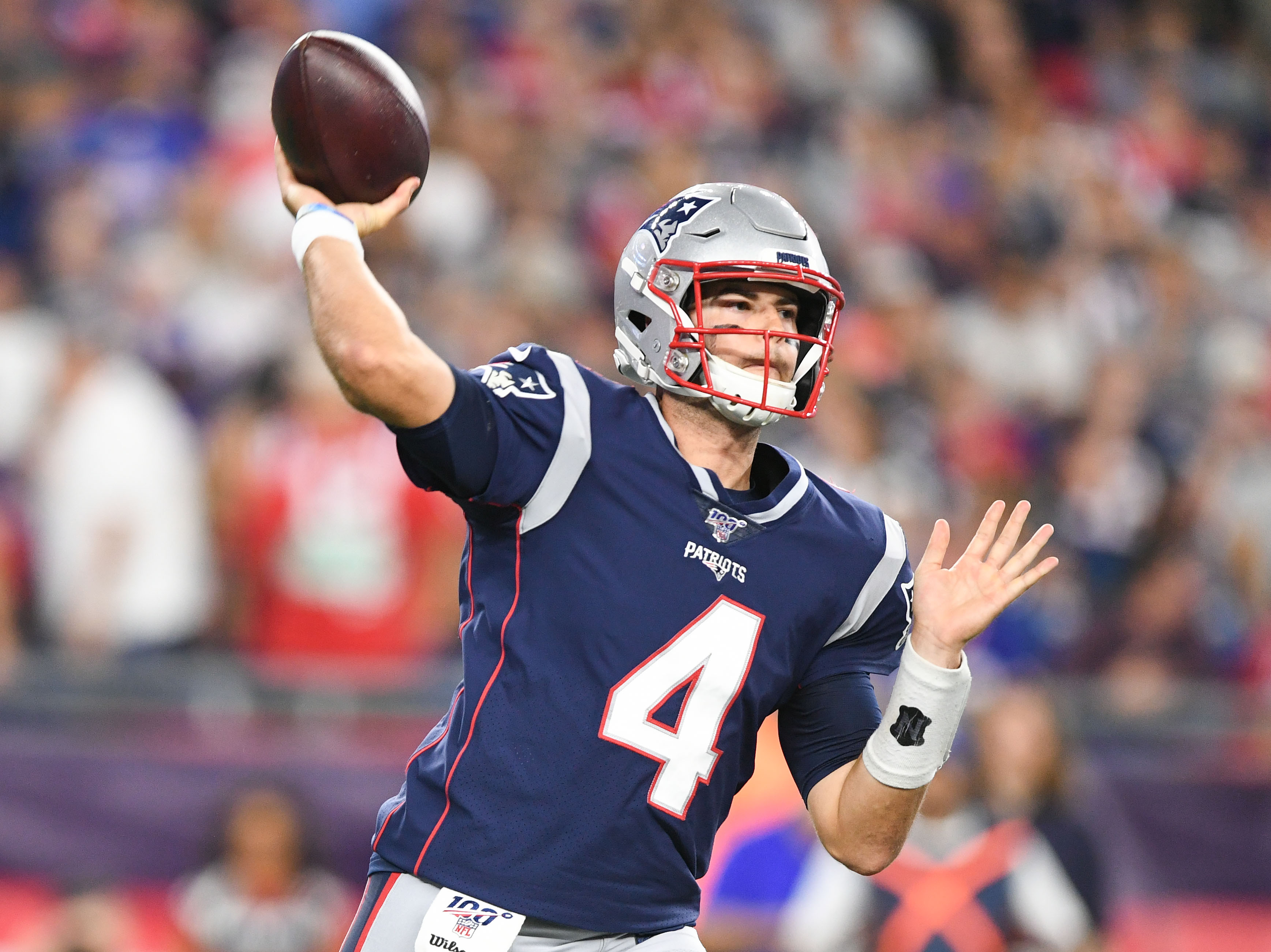 AFC East coach believes Patriots will start Jarrett Stidham over Cam Newton