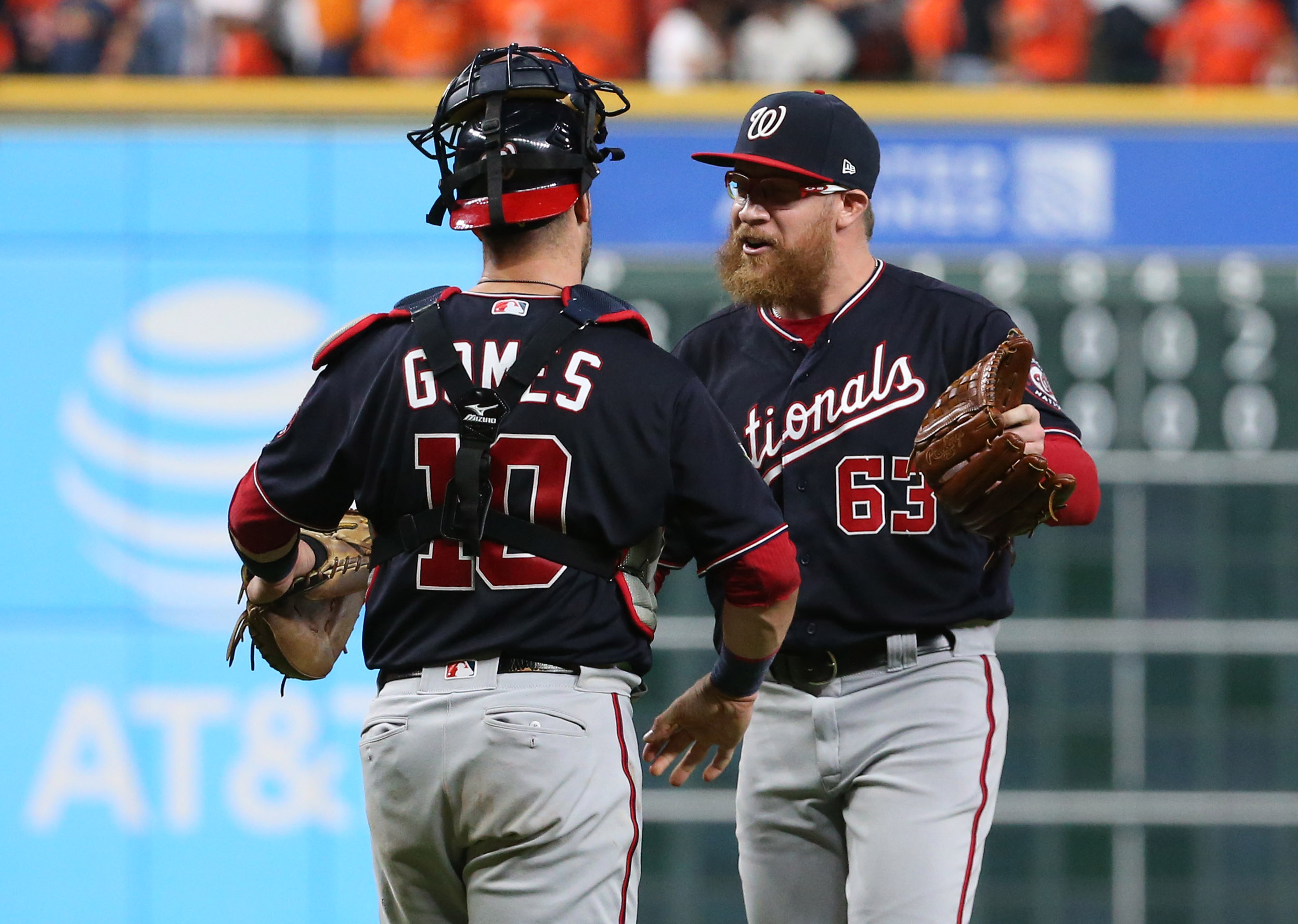 Nationals closer Sean Doolittle has perfect take on MLB's season amid coronavirus spike