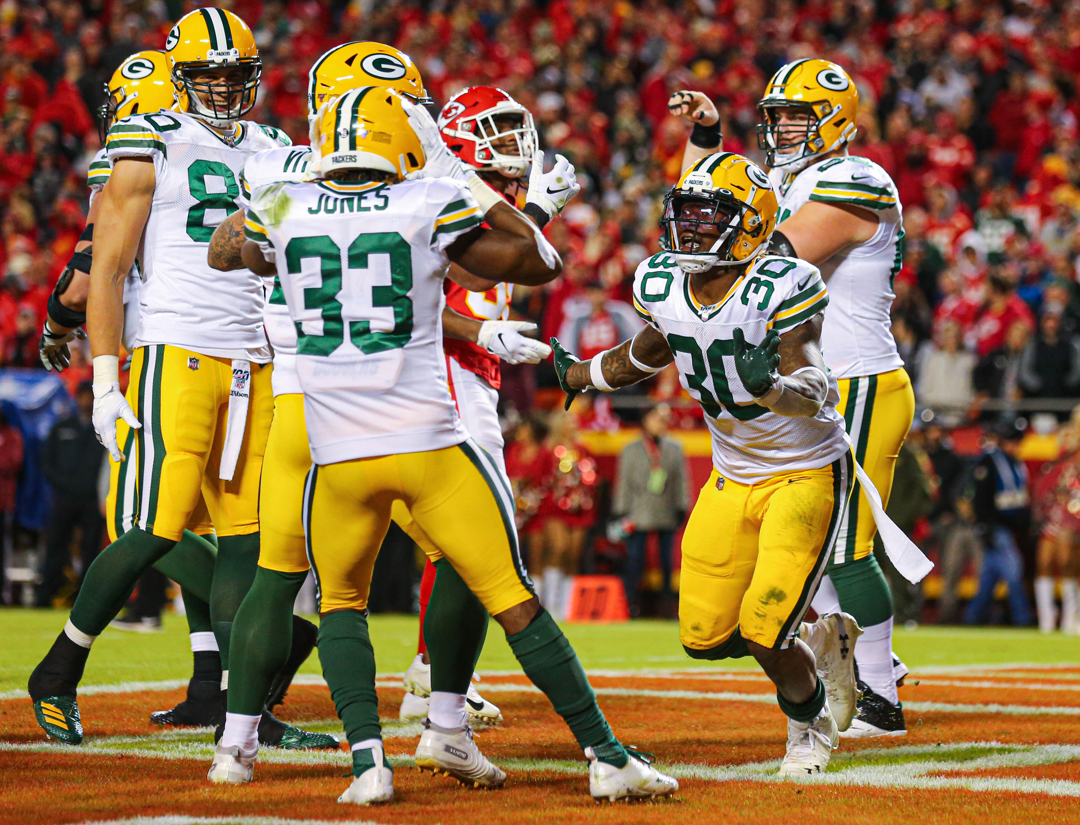 Packers Position Preview: Running Backs Have Outstanding Talent and Depth
