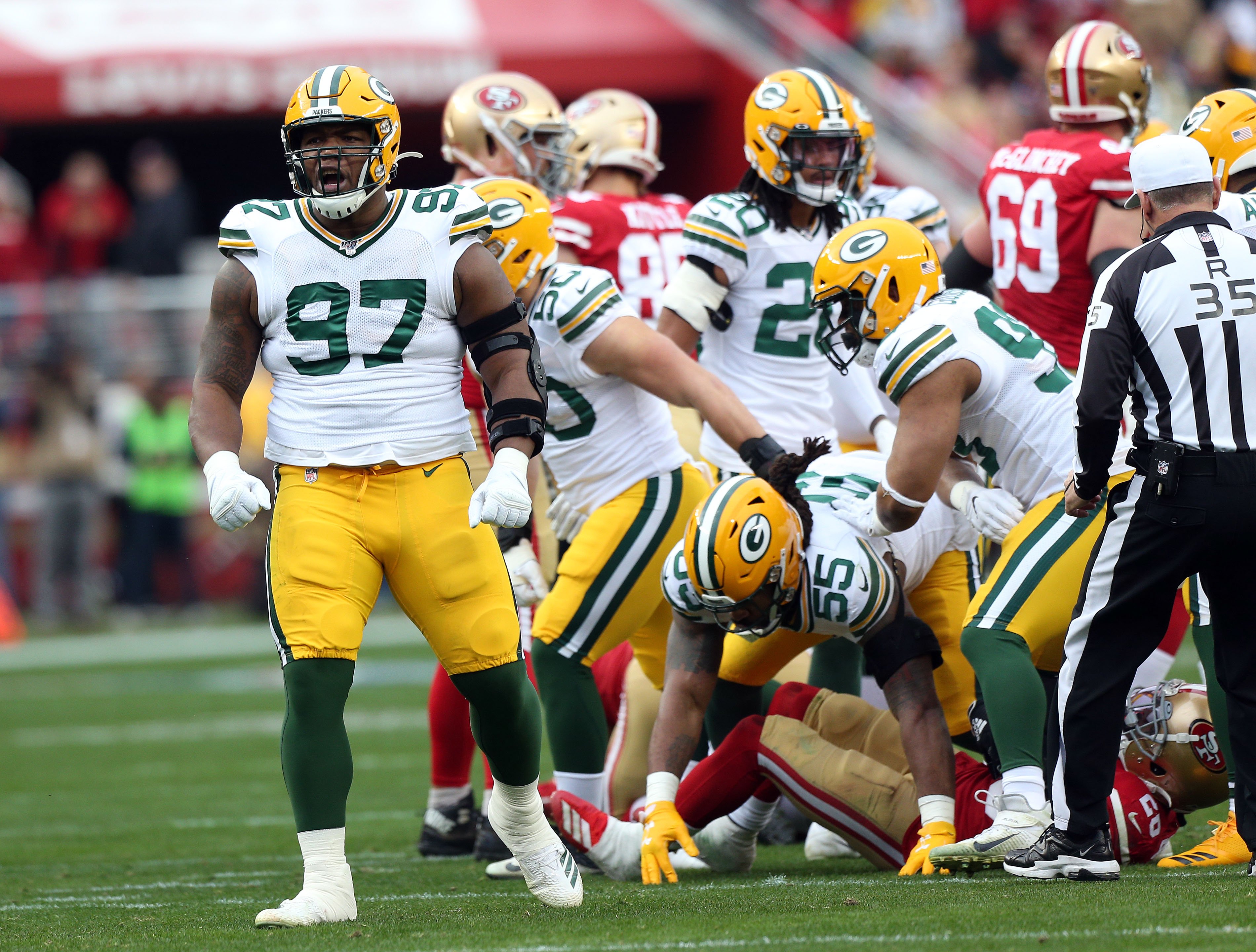 Packers Position Preview: Defensive Line Needs to Pick Up Its Game