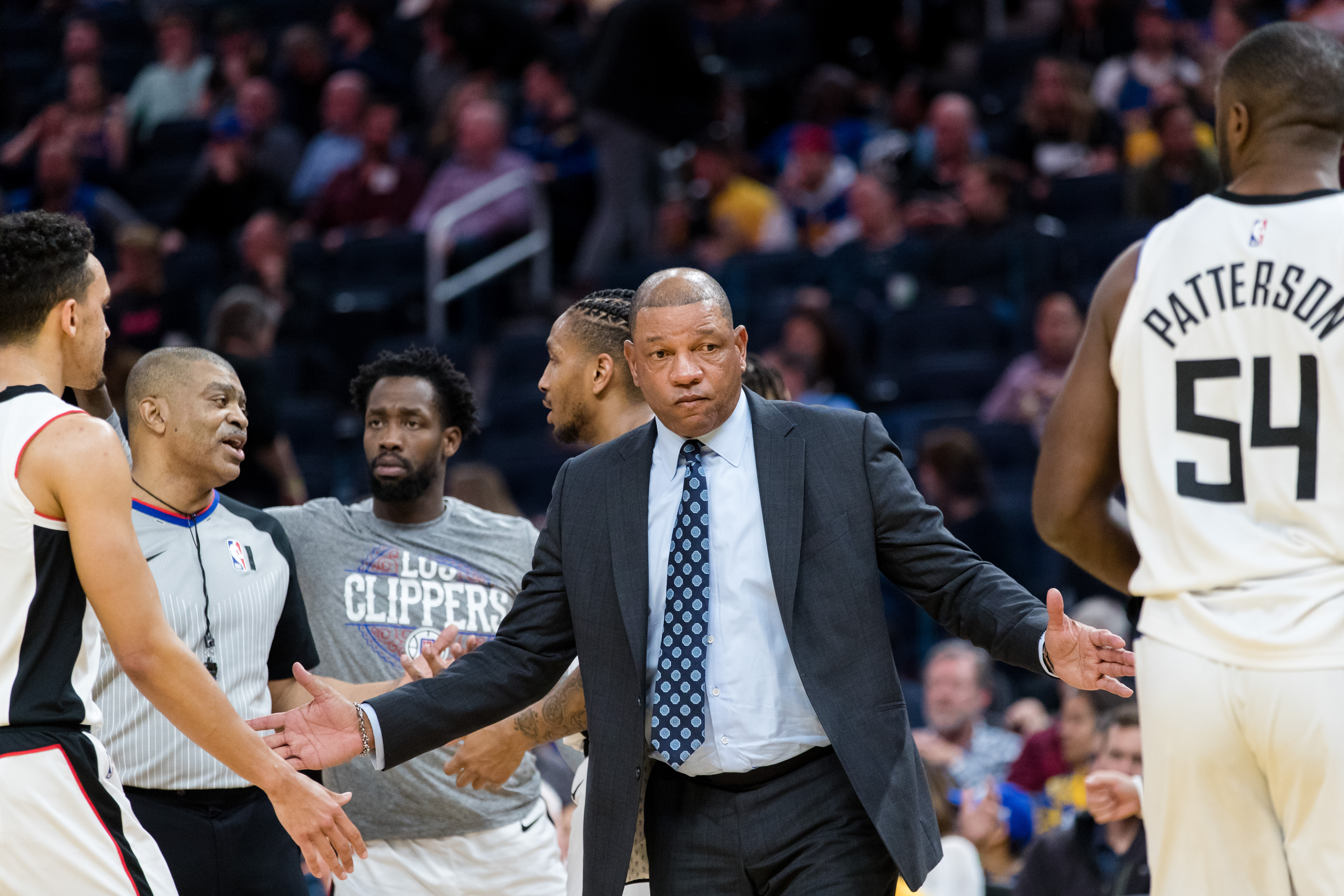 Doc Rivers has funny joke about NBA's bubble hotline