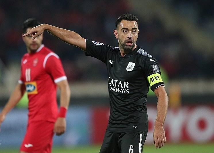 Spanish soccer great Xavi Hernandez tests positive for coronavirus