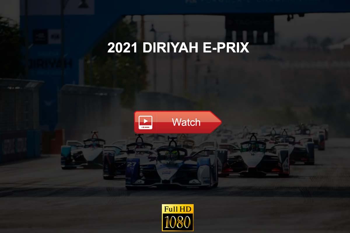 Formula E Diriyah E-Prix Live Stream Reddit Event 2021