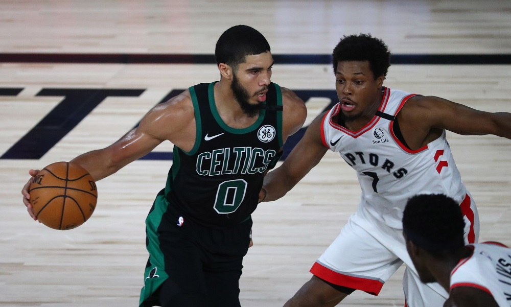 Rapid Recap: Celtics dominate Raptors, 112-94, in Game 1
