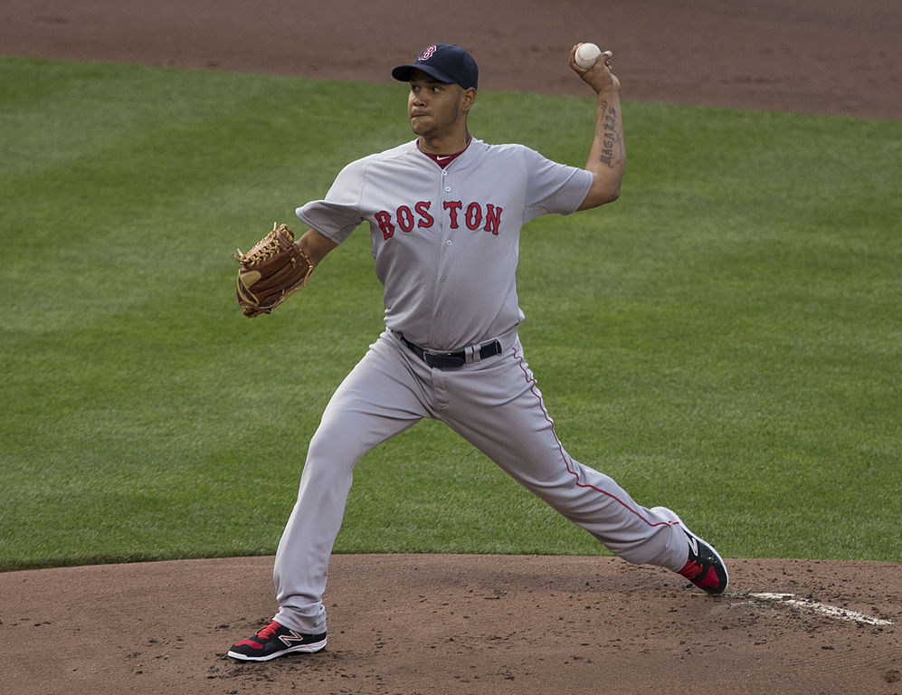 Eduardo Rodriguez pulls out of 2020 MLB season due to complications from coronavirus