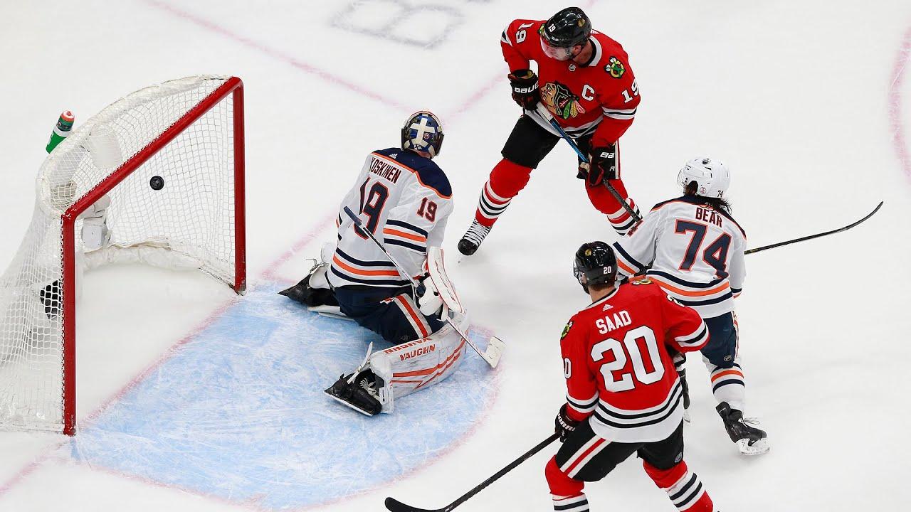 Oilers Choke Away Series Stranglehold In Game 3