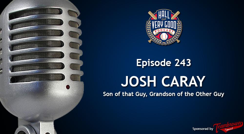 The HOVG Podcast: Josh Caray