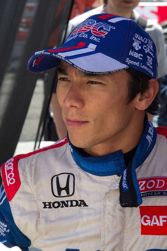 Takuma Sato wins his second career Indianapolis 500