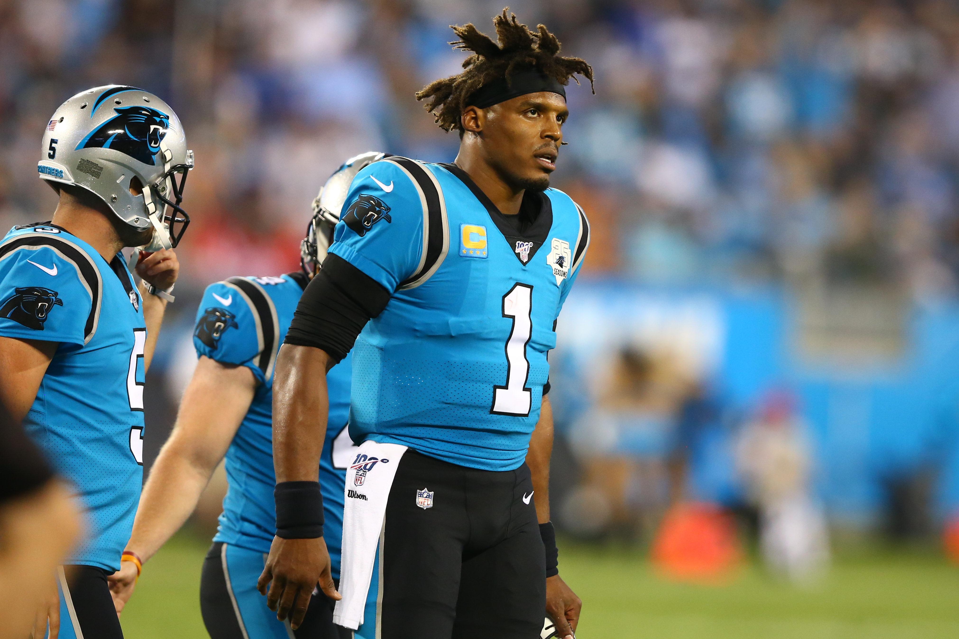 Even Cam Newton doesn't believe he's won Patriots starting QB job yet