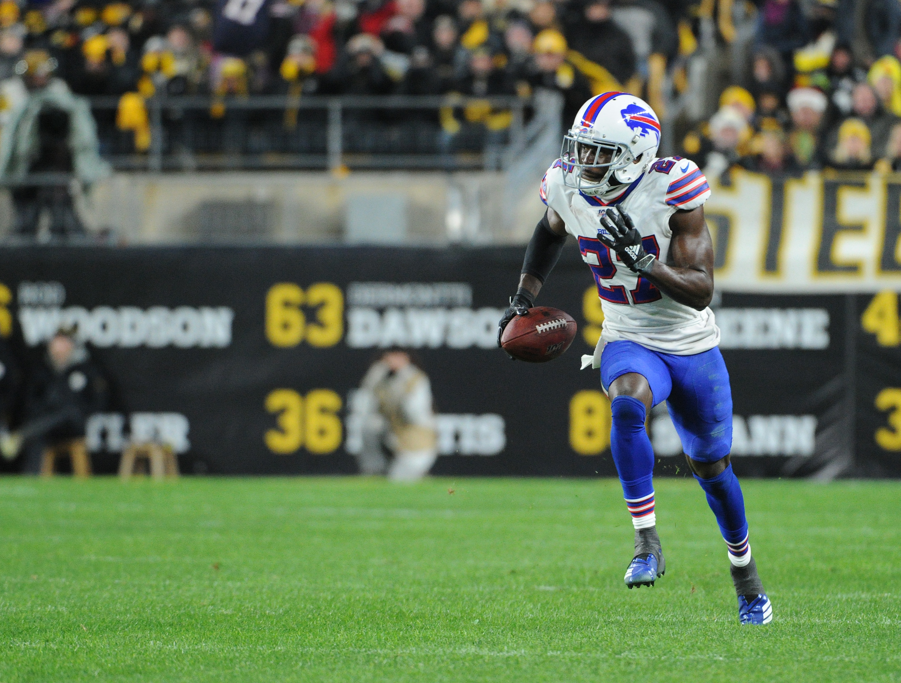 Opt Out U-Turn Sees Tre' Davious White Back in NFL Action