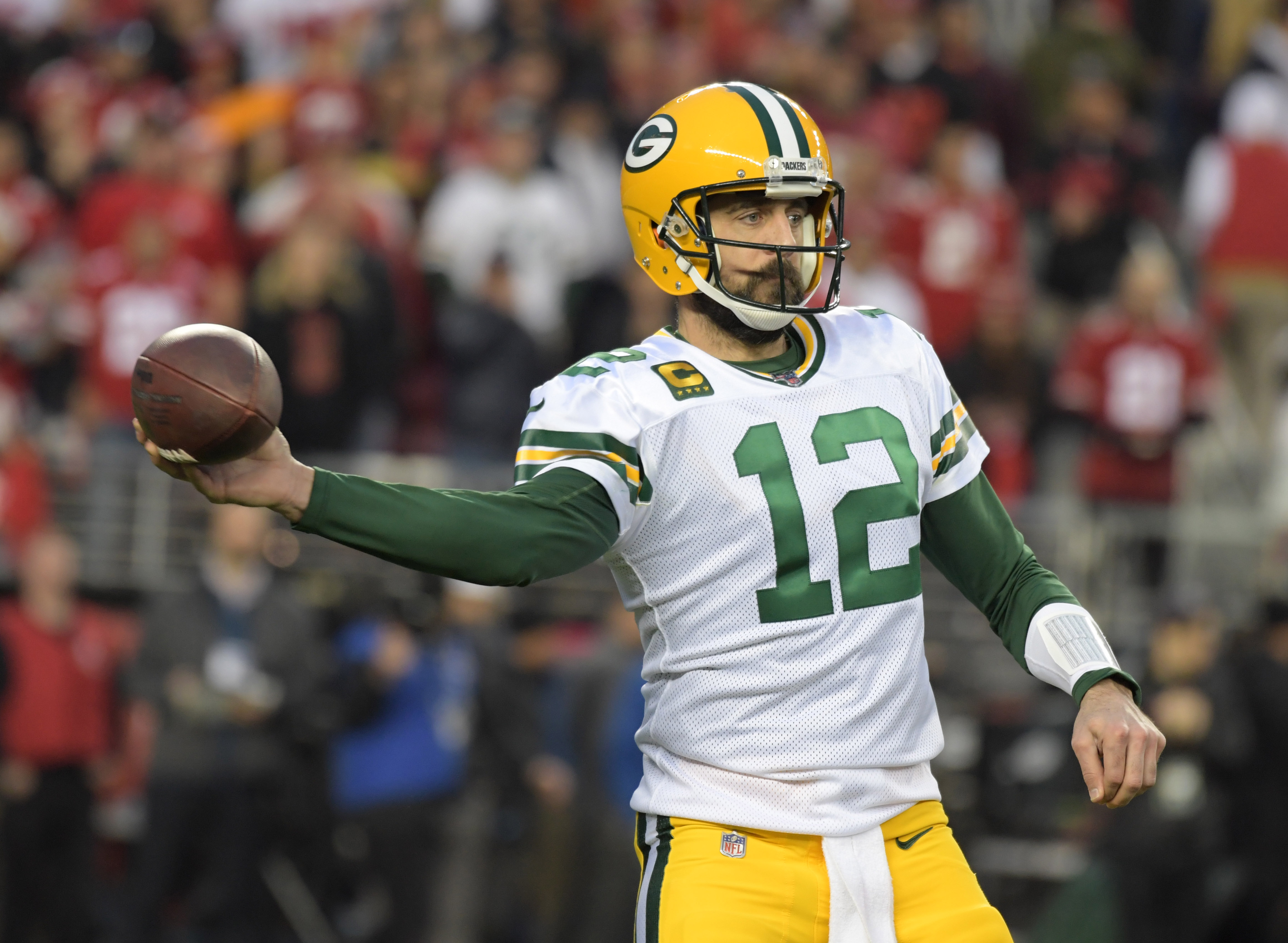 Packers QB Aaron Rodgers Admits Preparing for this Season Will Be a Unique Challenge