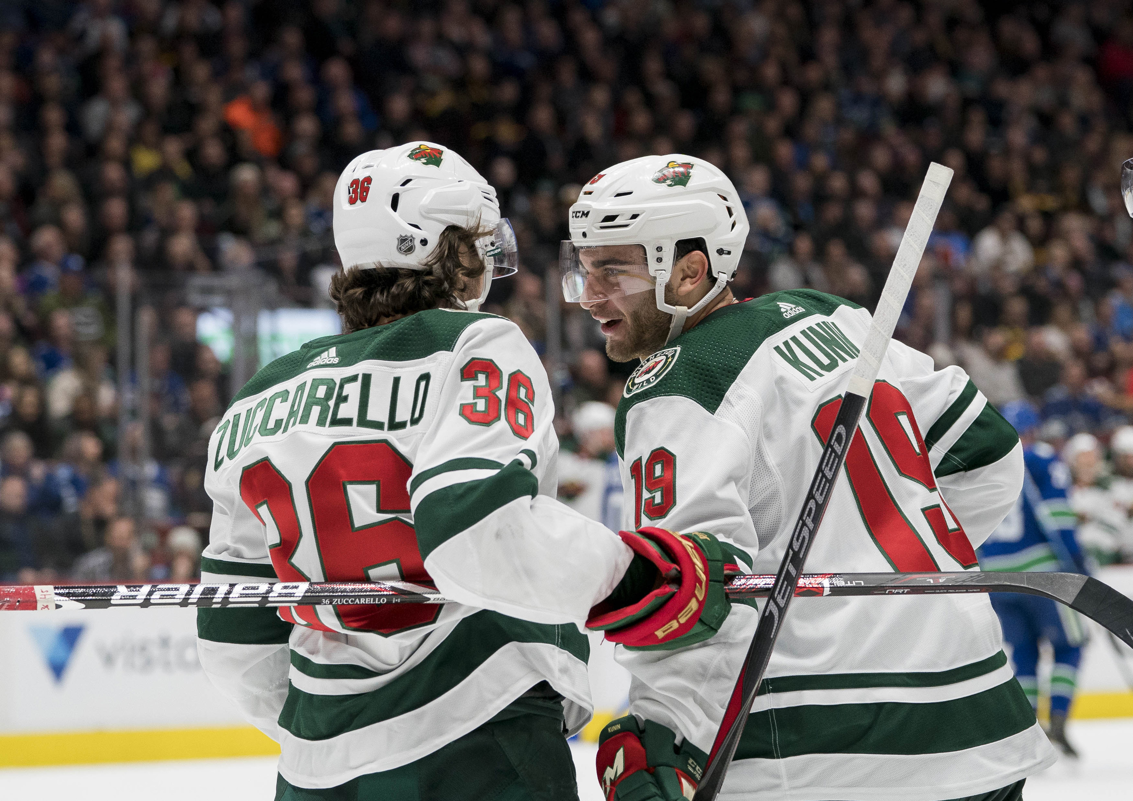 Defensive Breakdowns Doom Wild in 5-4 Overtime Season-Ending Loss to Vancouver