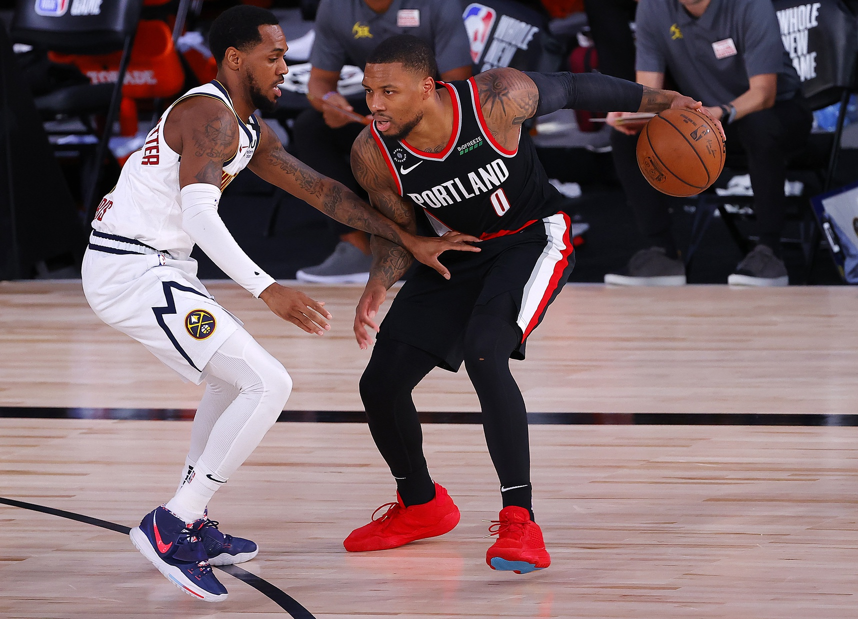 Damian Lillard Leads Bubble MVP Odds and Latest East Futures