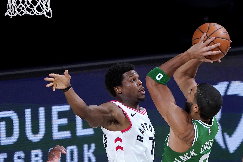 Rapid Recap: Celtics eviscerate Raptors like that Jurassic Park T-Rex in 122-100 win
