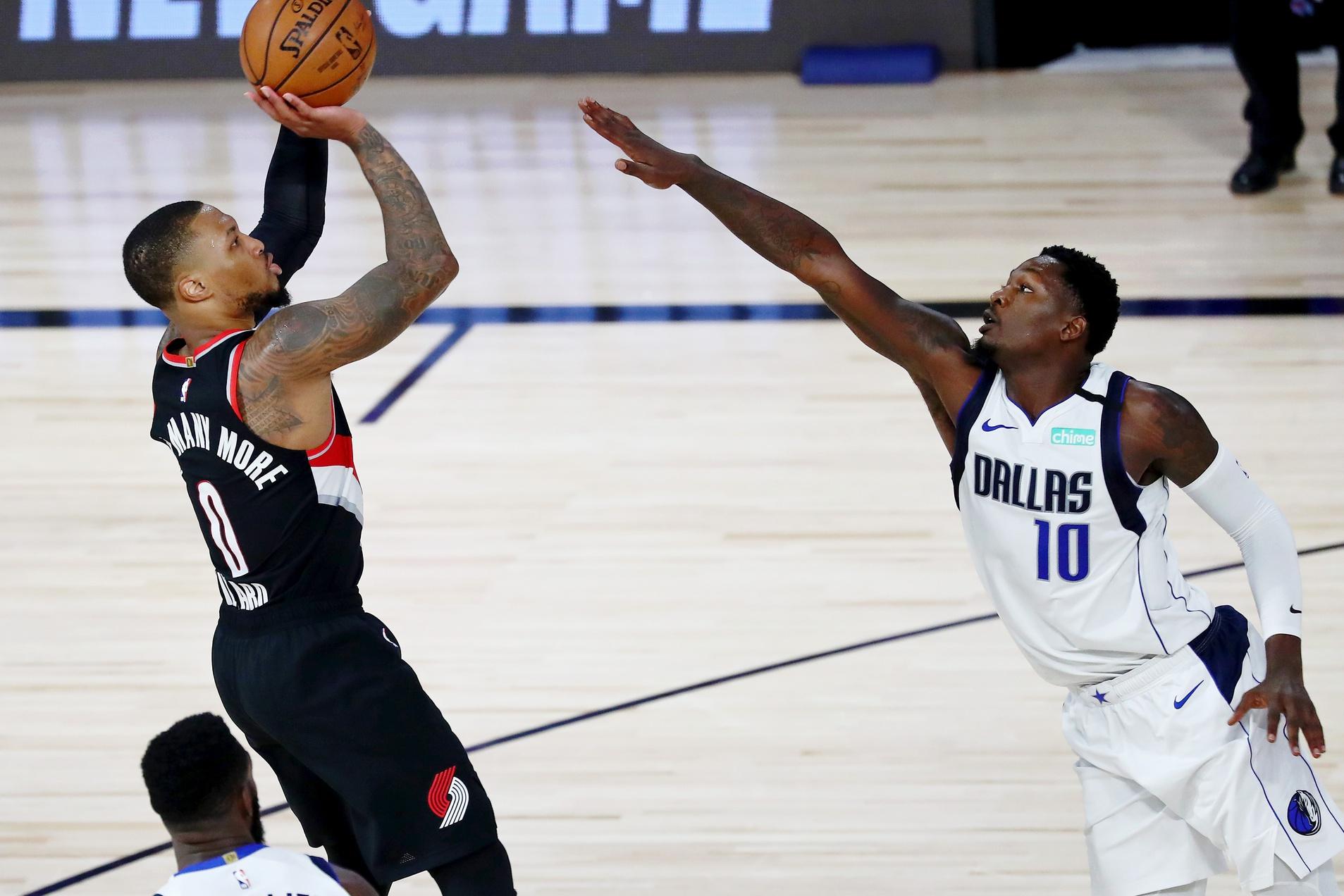 NBA Fantasy Stud of the Night: Damian Lillard