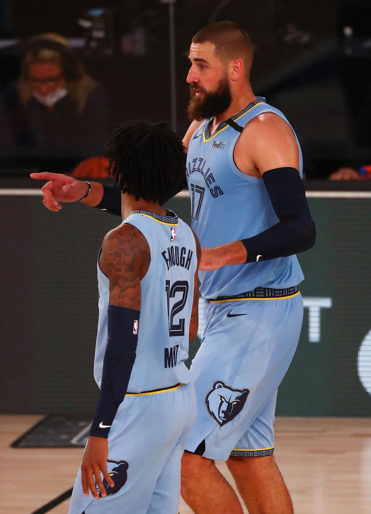 NBA Fantasy Stud of the Night: Jonas Valanciunas