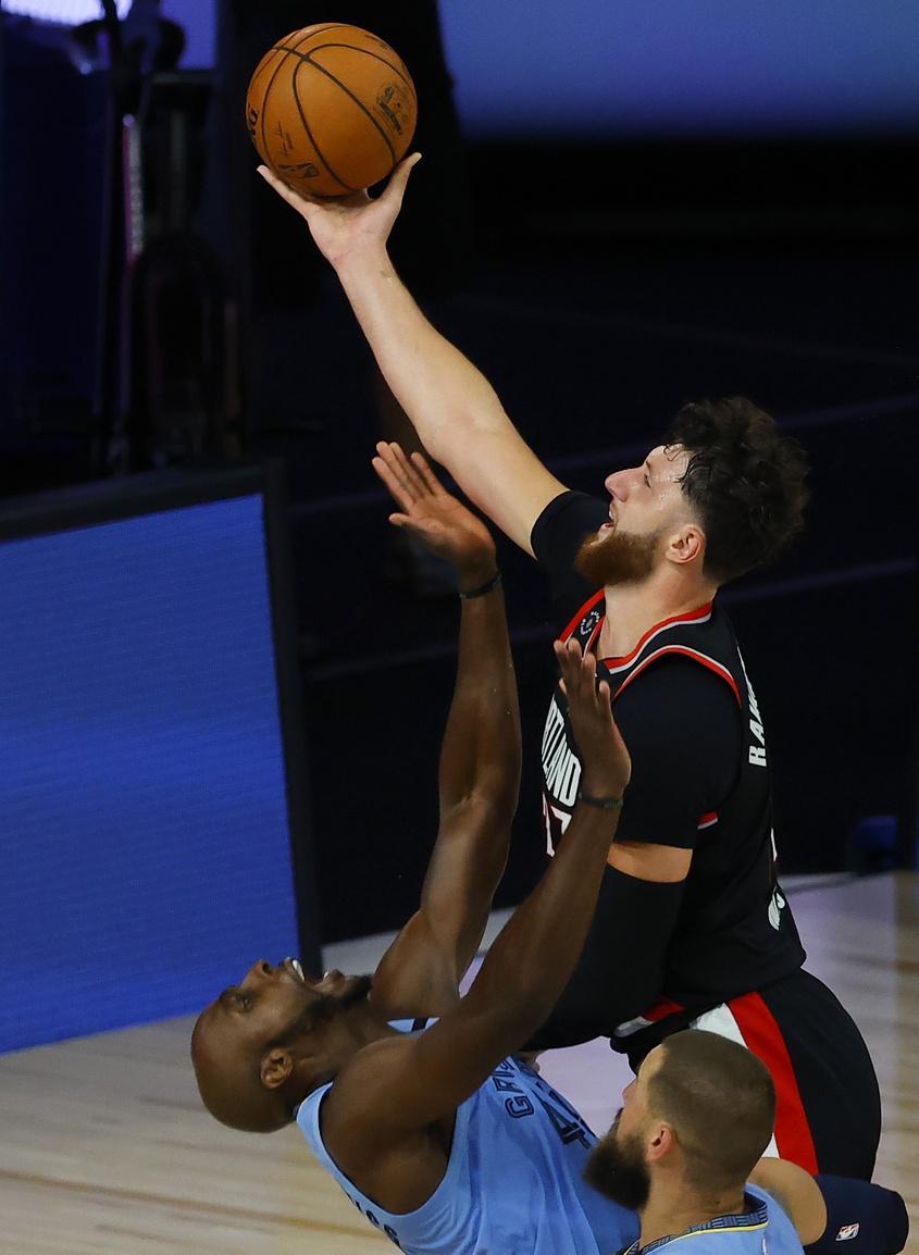 NBA Fantasy Stud of the Night: Jusuf Nurkic