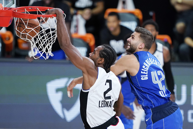 NBA Fantasy Stud of the Night: Kawhi Leonard