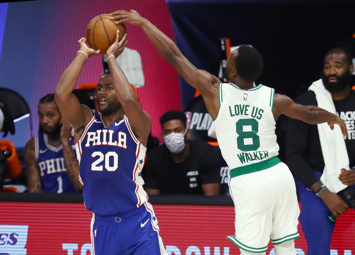 Your Morning Dump... Where Kemba Walker has his playoff baptism