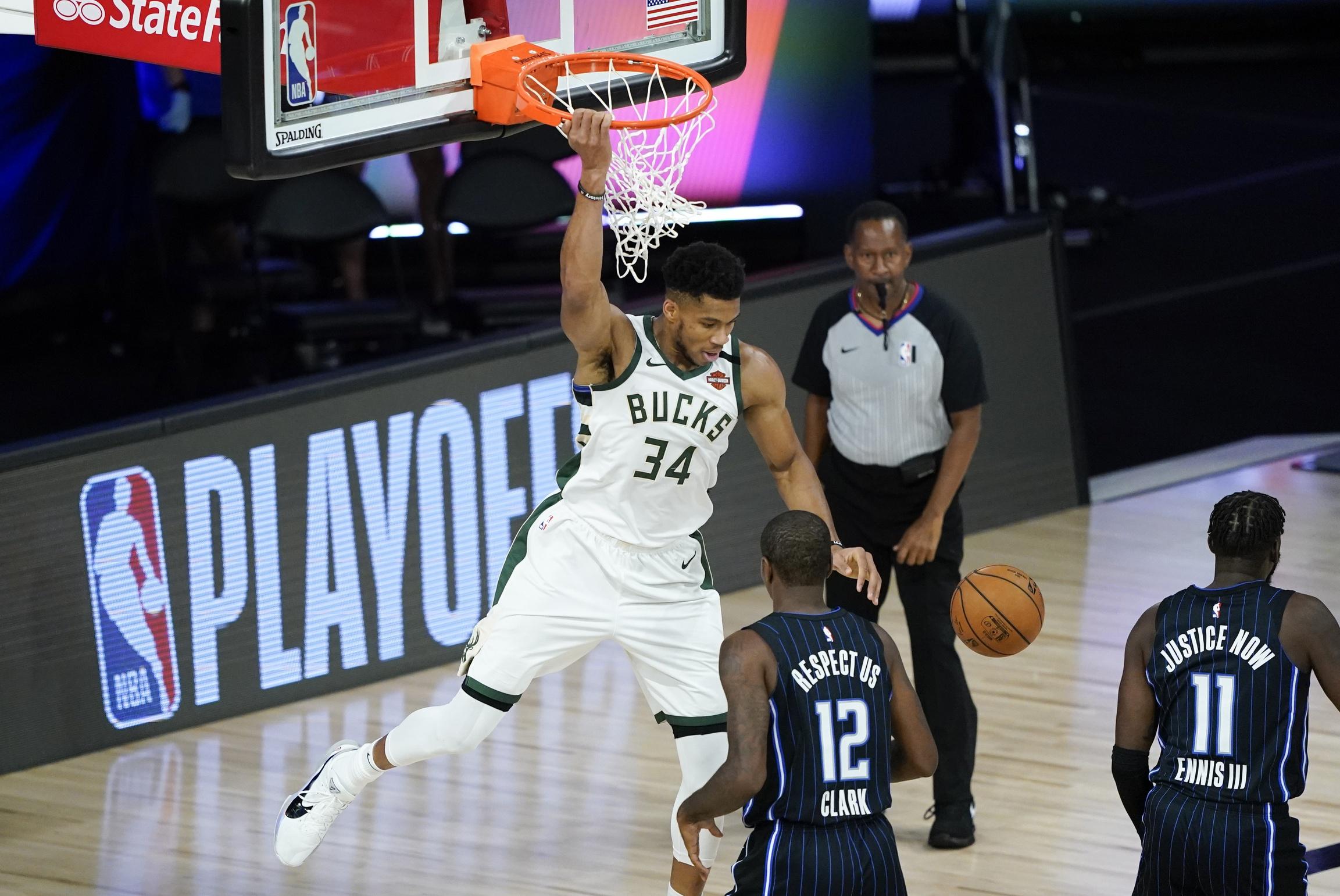 NBA Fantasy Stud of the Night: Giannis Antetokounmpo