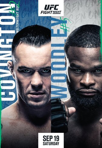 Ufc Fight Night Covington Vs Woodley Fight Card The Sports Daily