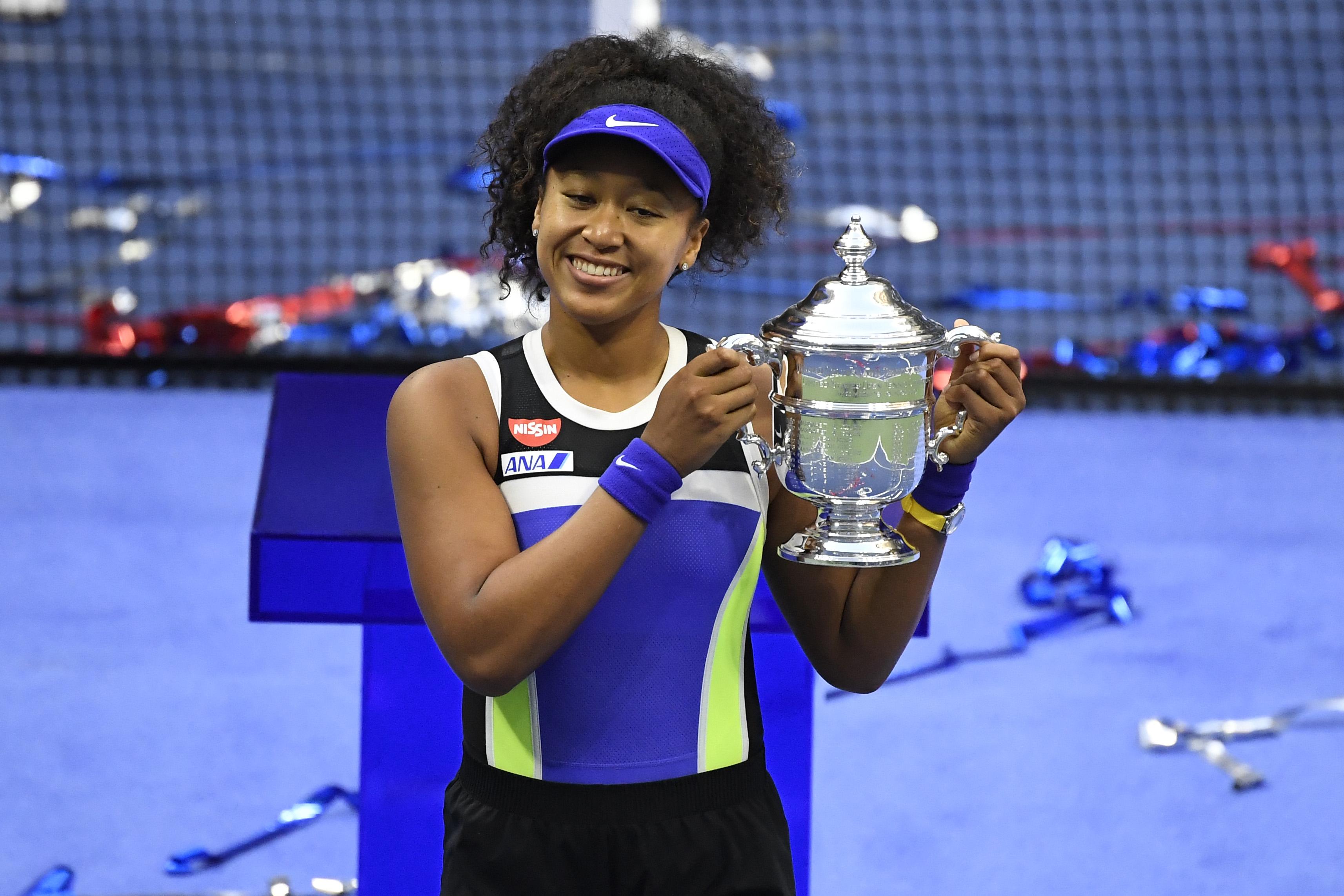 Naomi Osaka wins 2020 U.S. Open