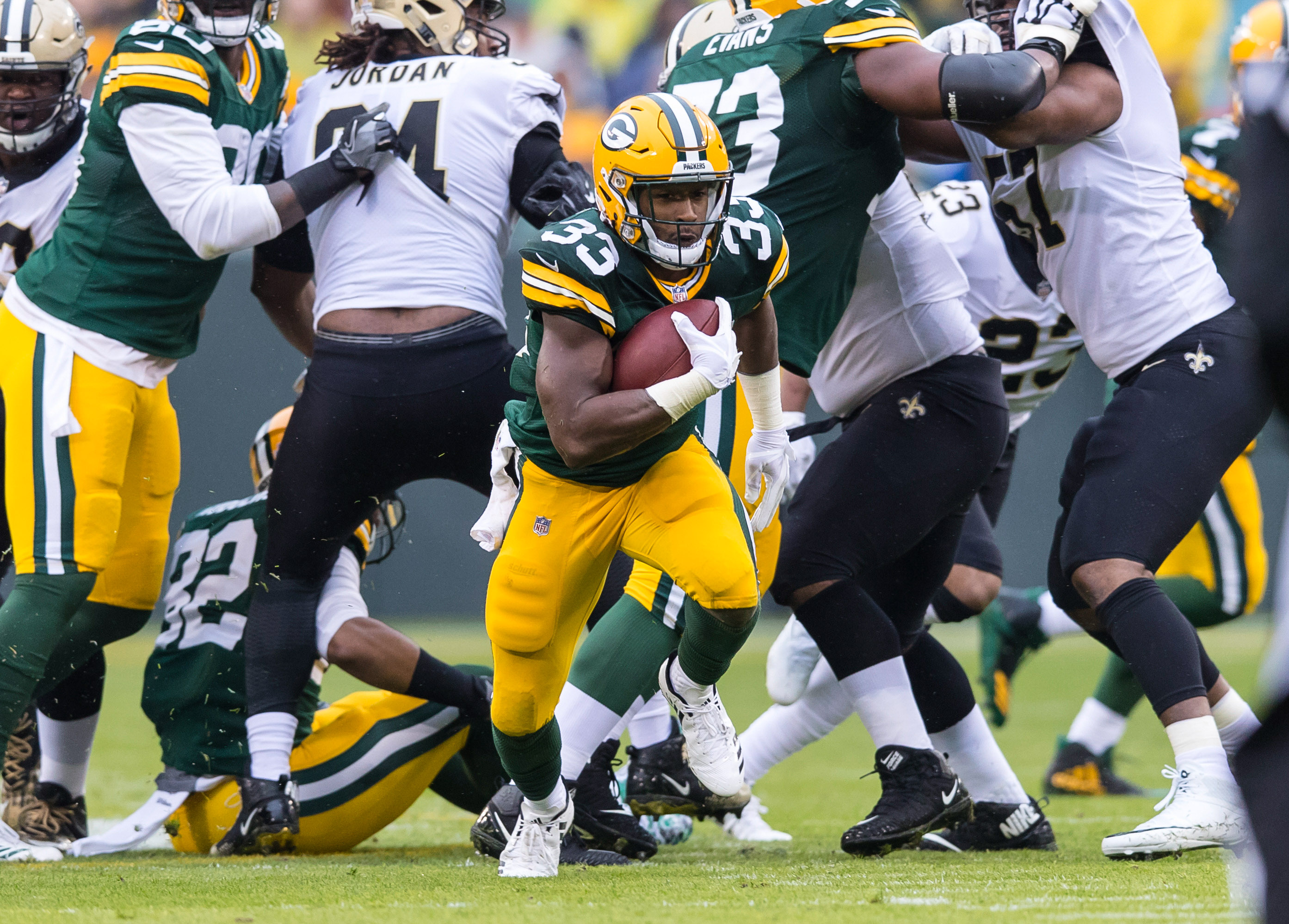 Six Key Factors That Will Determine the Winner of Packers vs Saints