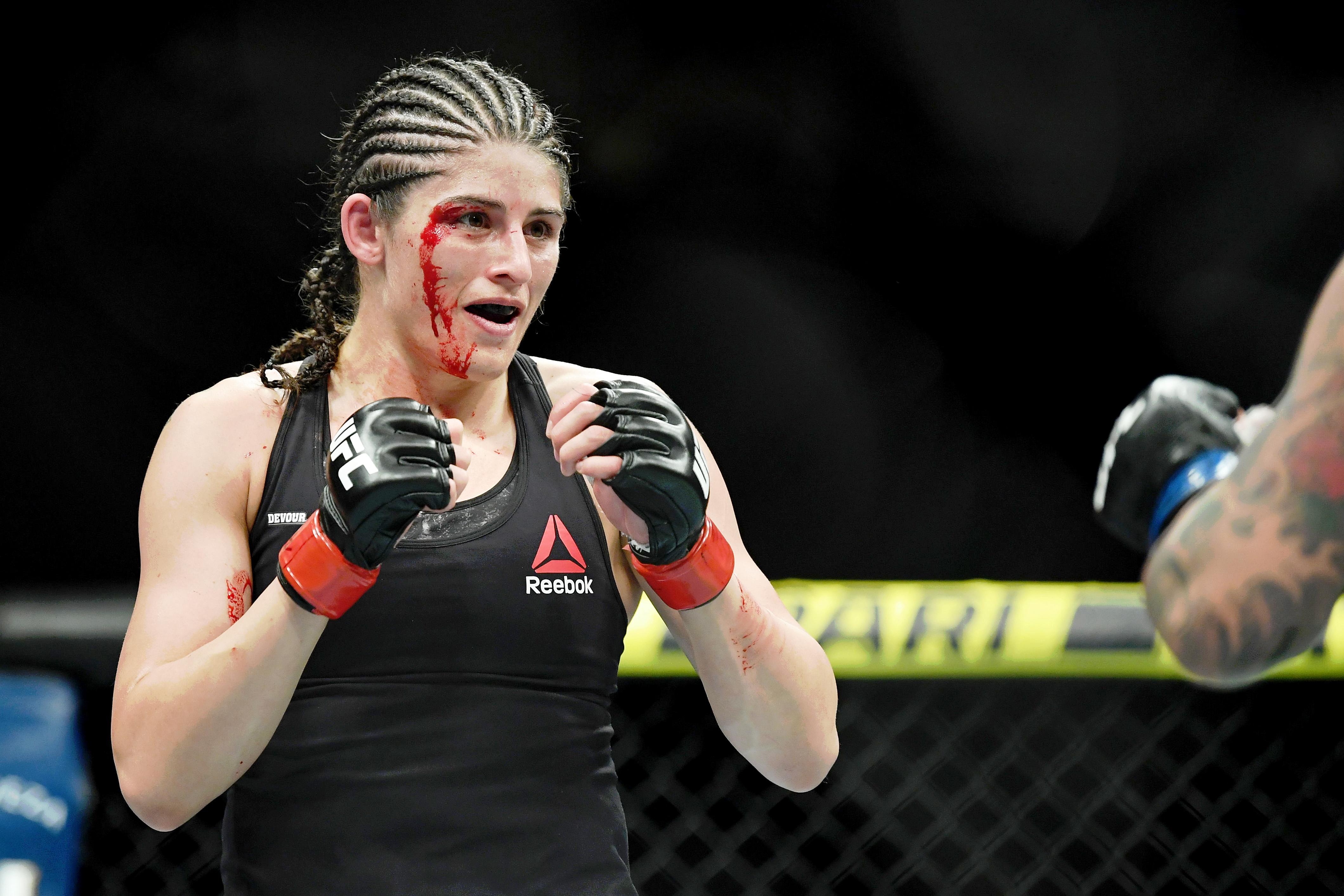 UFC Fight Night: Waterson vs Hill Prelim Breakout Star: Julia Avila
