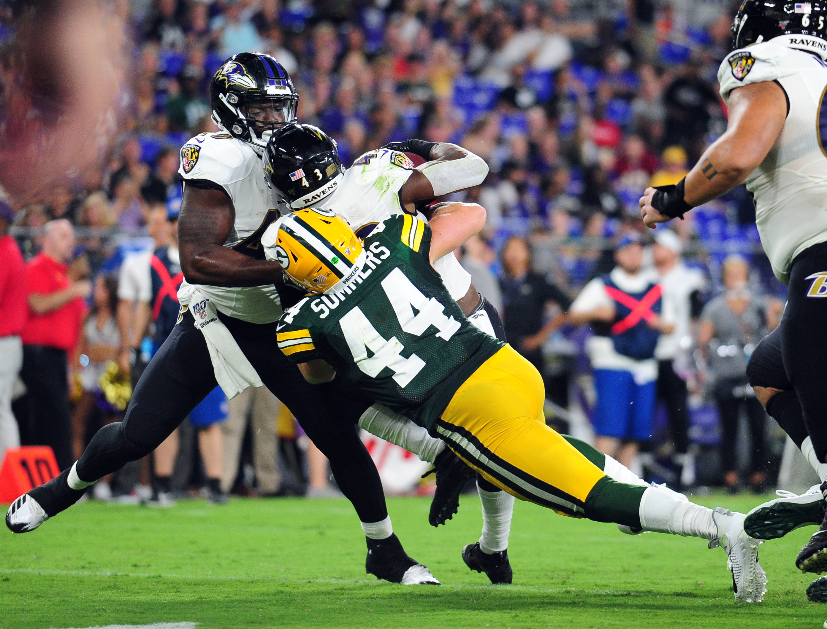 Five Young Packers Who Are Stepping Up Through the First Three Games