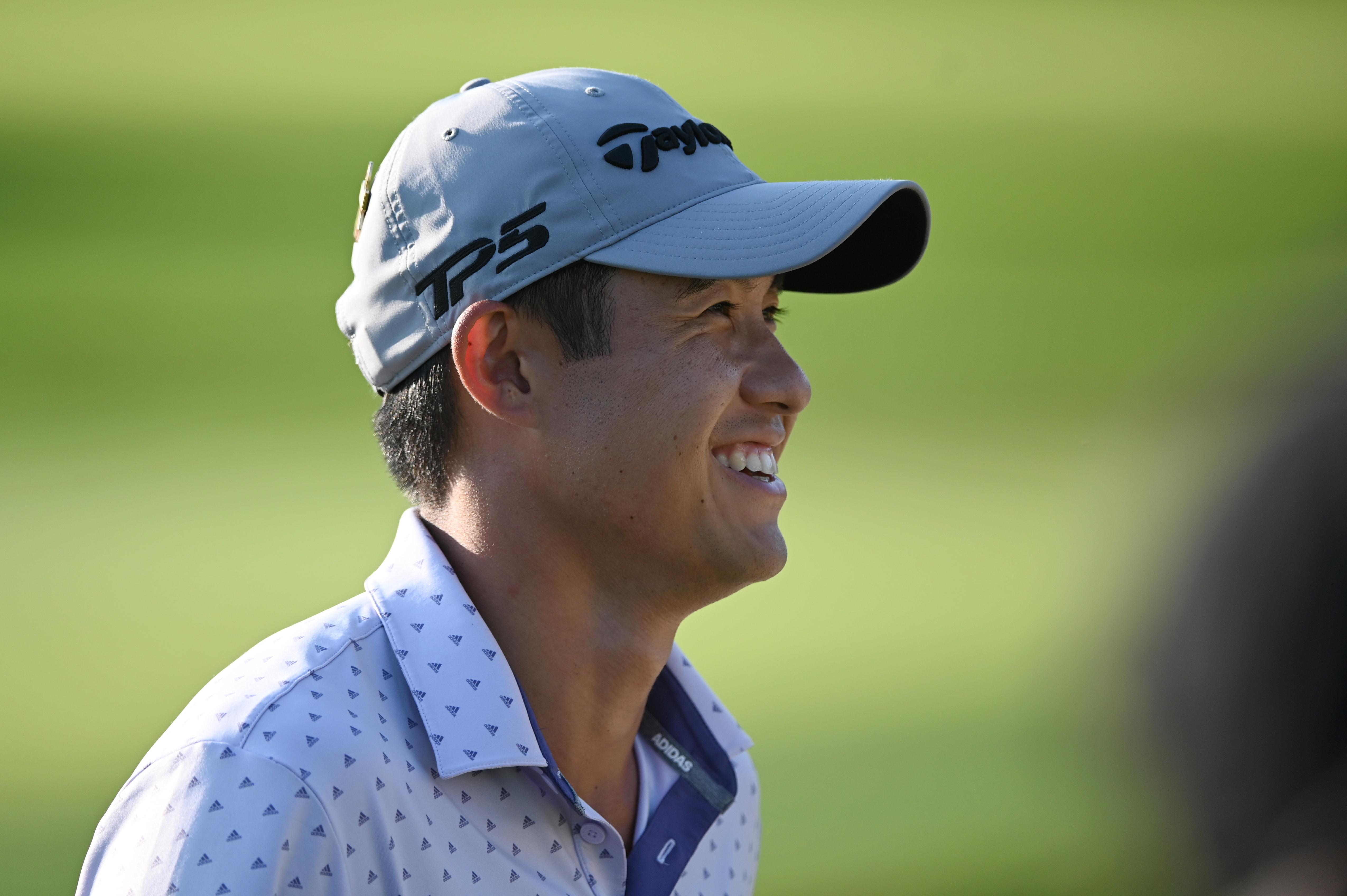 Collin Morikawa wins the 149th British Open