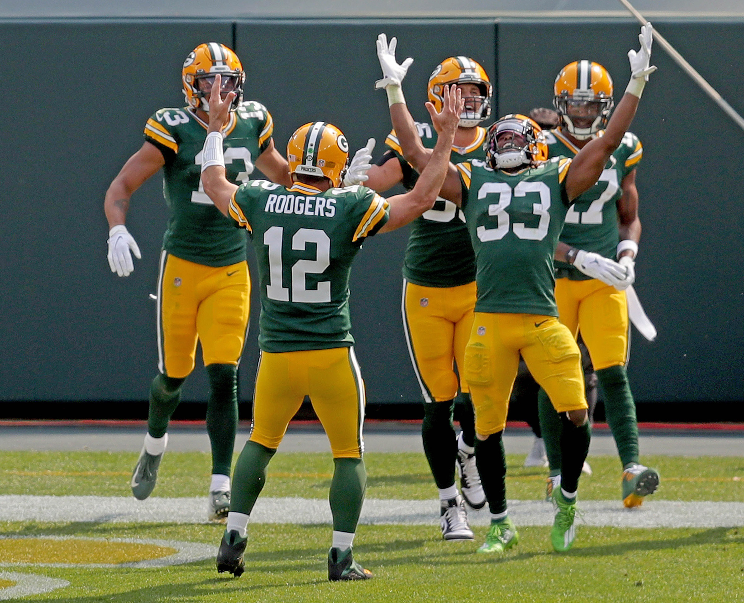 Ten Things We Learned from the Packers 42-21 Win Over the Lions