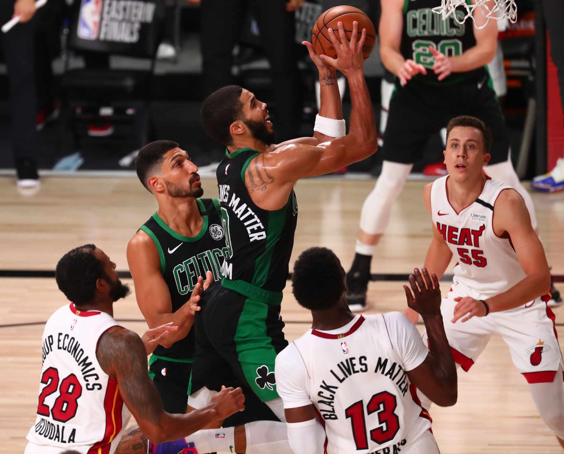 Rapid Recap: Comatose Celtics save season with epic 2nd half comeback