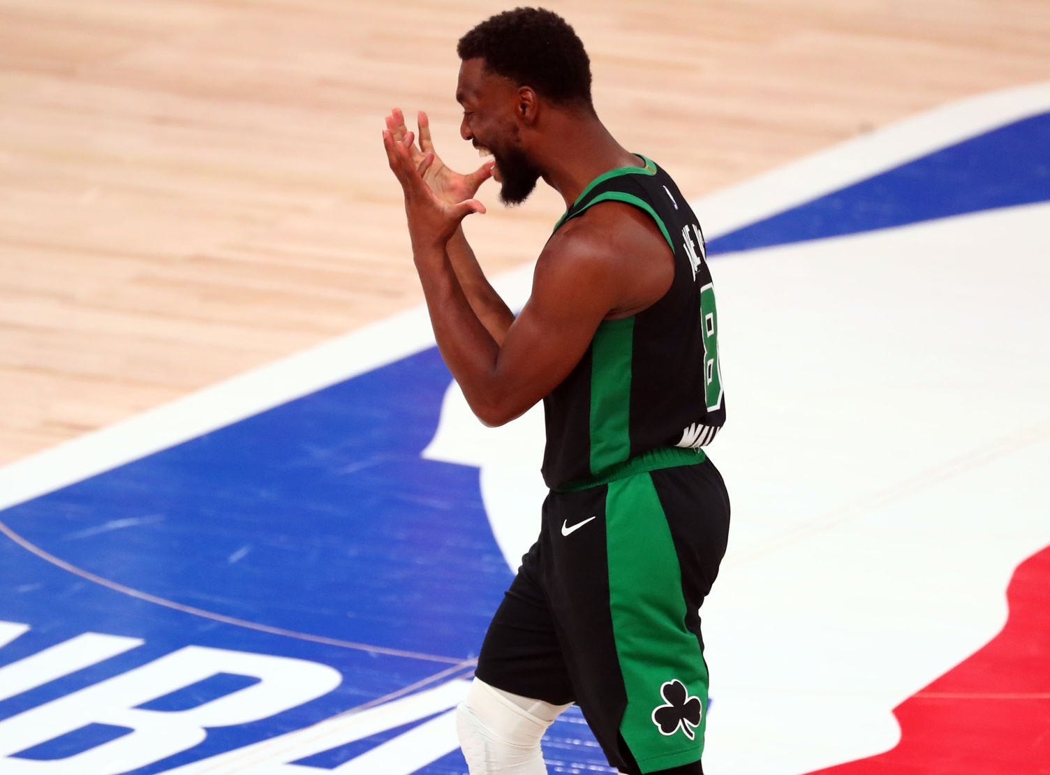 A few thoughts on Kemba Walker's performance in the playoffs