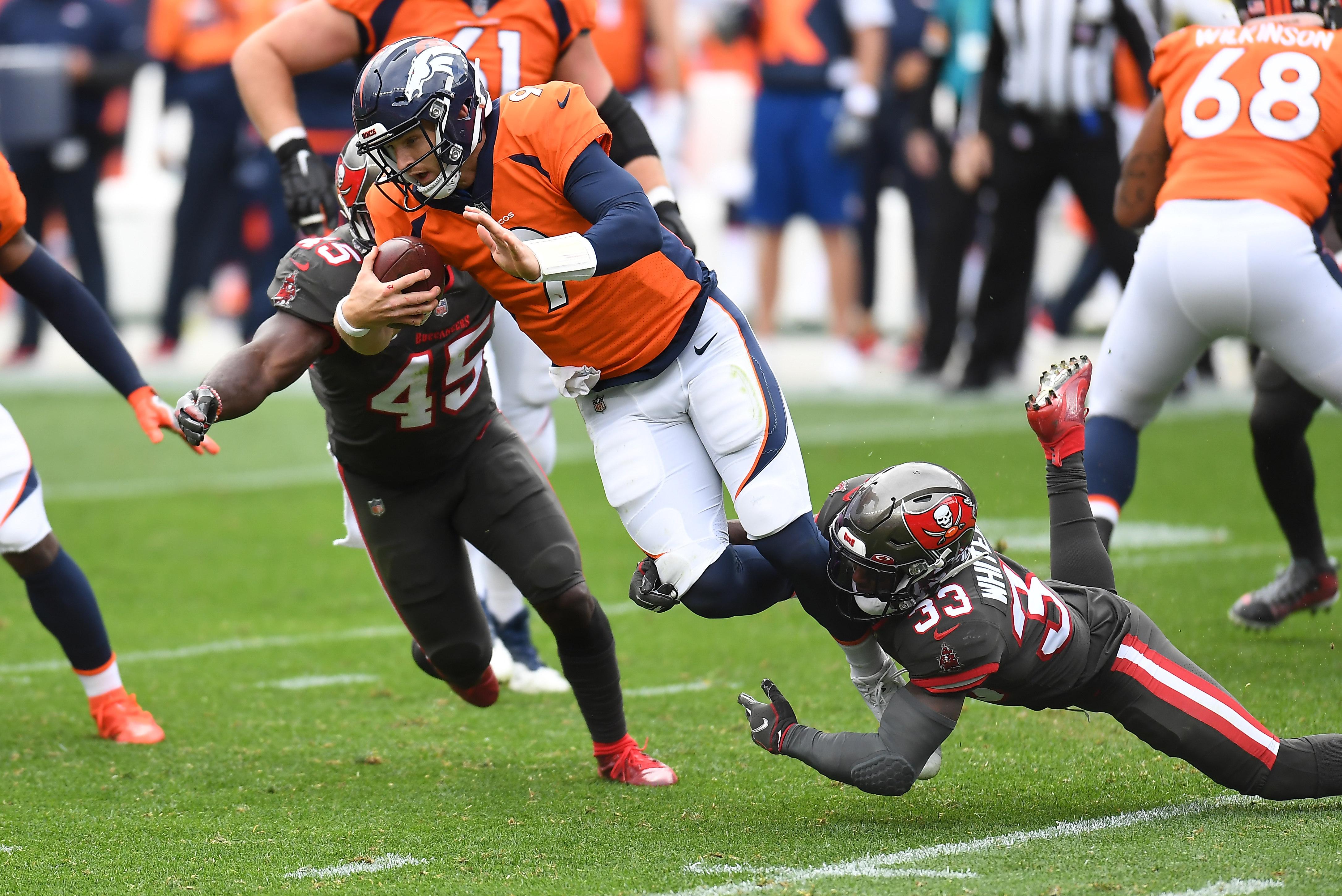 Jeff Driskel release sparks Aaron Rodgers to Broncos rumors