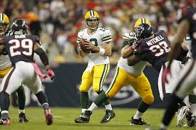 Flashback 2012: Aaron Rodgers Throws for Six TD Passes in Route of Previously Unbeaten Texans